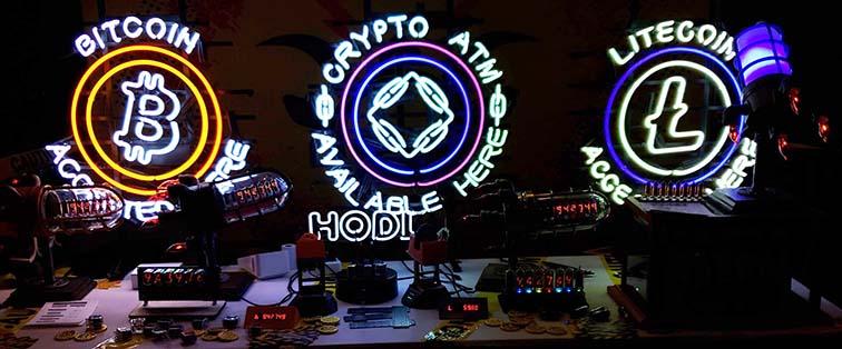 Voltage Goat Litecoin Summit Table Expo