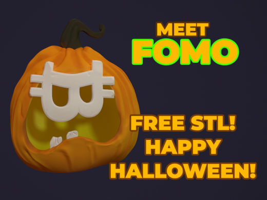 Bitcoin Pumpkin Meet FOMO