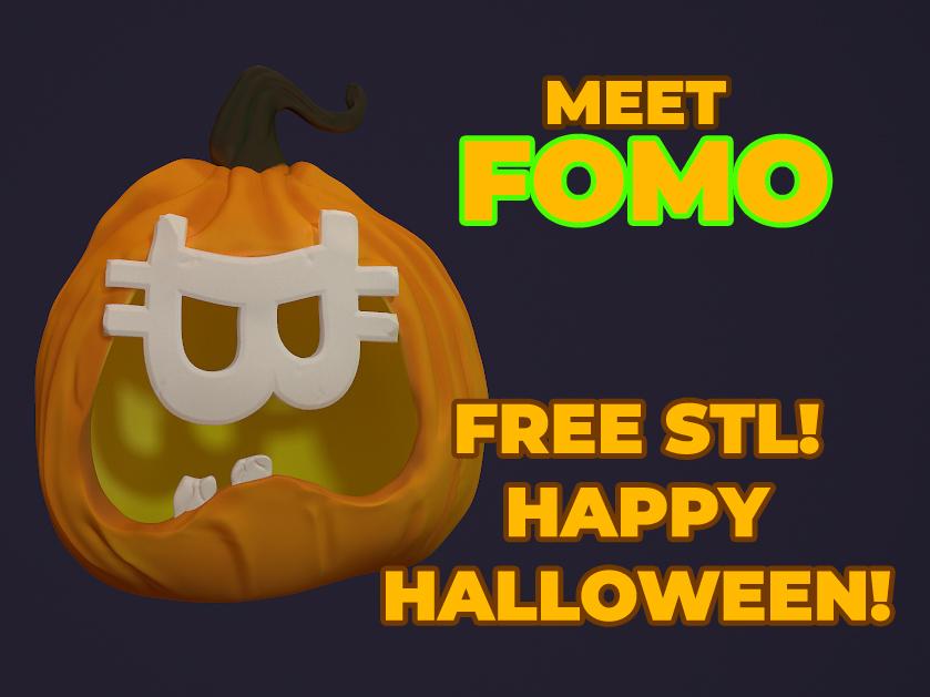 Bitcoin Pumpkin Meet FOMO